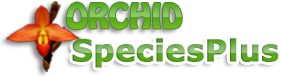 The Orchid Species Plus logo